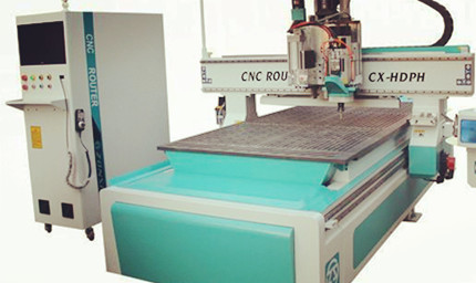 数控高速雕刻机的主要部件构成