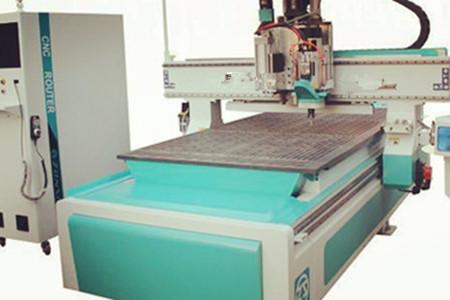 数控雕铣机的主要部件构成