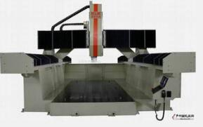CNC雕铣机对工作环境的要求