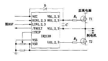 基于无刷电机的电脑雕刻机控制系统软件流程图