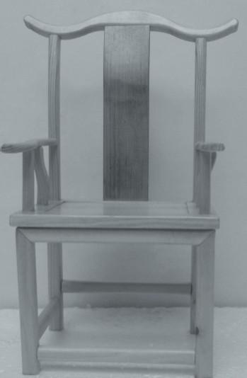 官帽椅模型